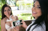 GIRLSWAY – MELISSA MOORE & GINA VALENTINA IN SEXTING THE TEACHER PART 1